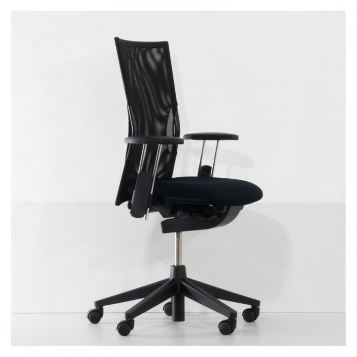 HAWORTH 5580 - Bürodrehstuhl mit Netzrücken