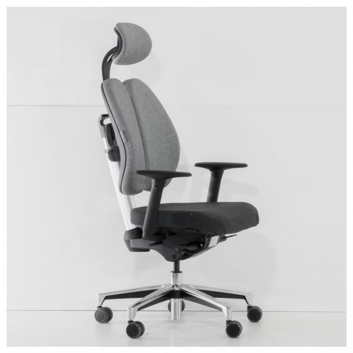 ONLY ERGO - ergonomischer Bürodrehstuhl mit geteilter Rückenlehne
