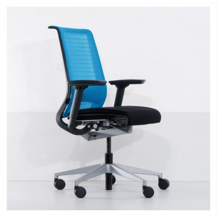 Steelcase Think - Bürodrehstuhl mit Netrücken