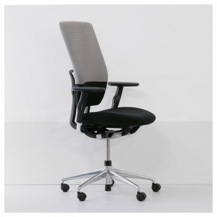 VITRA - Bürodrehstuhl mit Armlehnen - OSON C