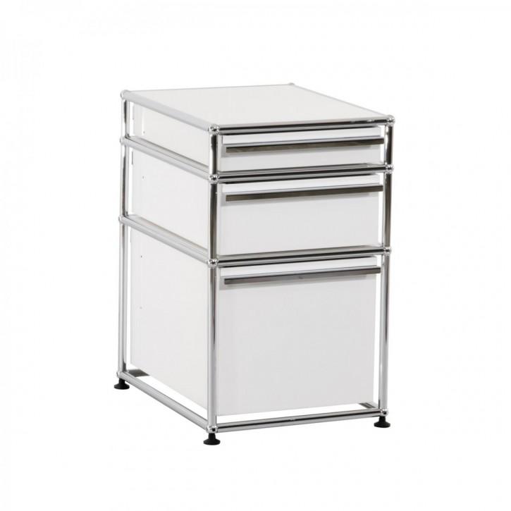 USM HALLER - Standcontainer mit 3 Schubladen