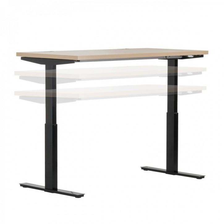 HAWORTH - elektrisch höhenverstellbarer Schreibtisch