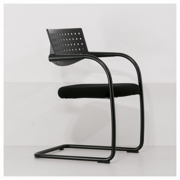 "VITRA ""VISAVIS"" - Konferenzstuhl mit Sitzpolster"