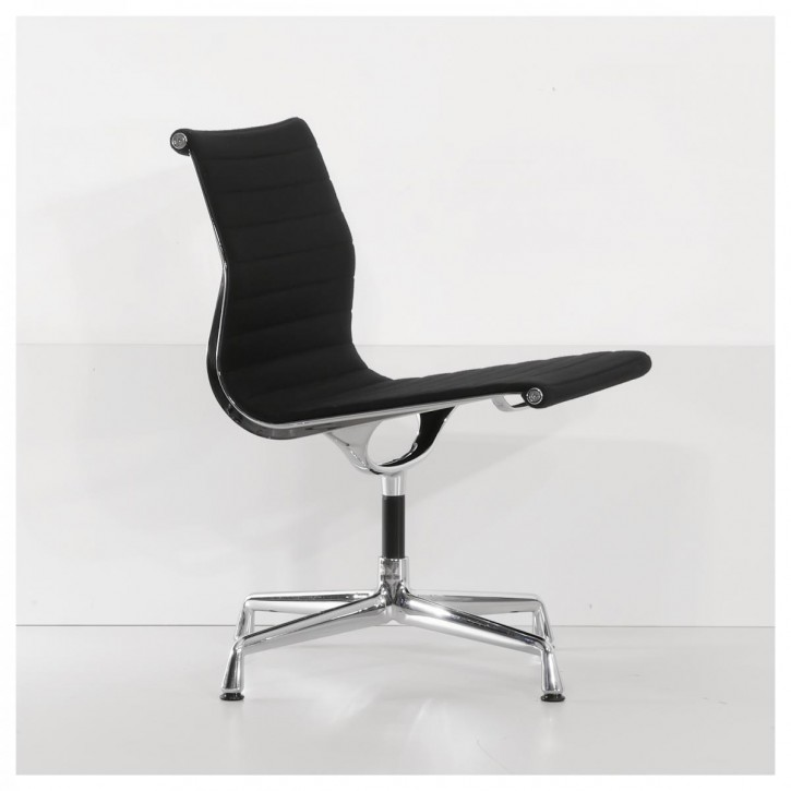 VITRA - drehbarer Alu Chair, Aluminium Chair