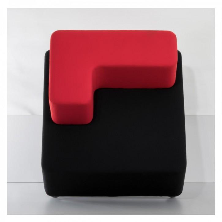 """STEELCASE """"B-FREE"""" - modularer Sitzwürfel, Loungemöbel"""