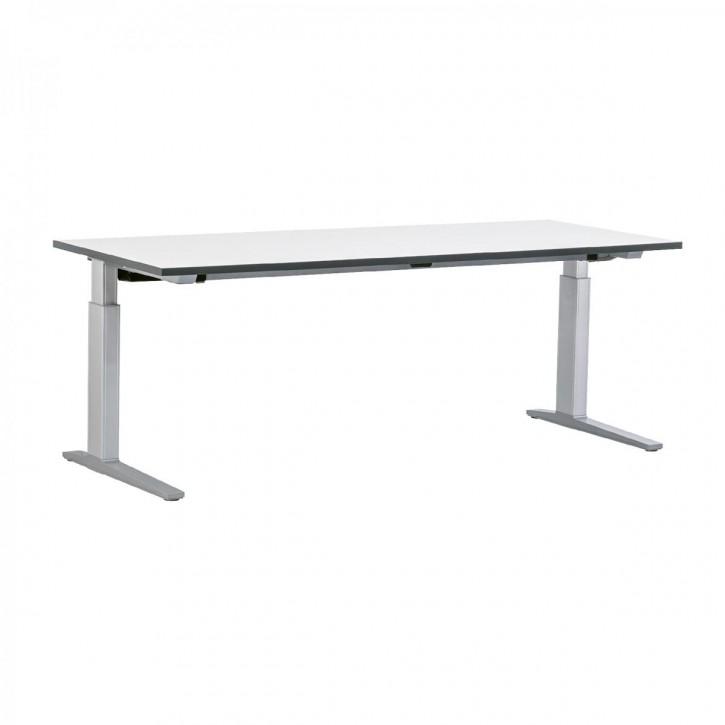 BENE T-WORK - höhenverstellbarer Schreibtisch