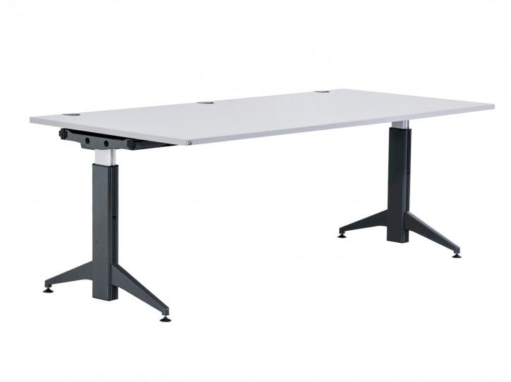 KÖNIG + NEURATH - höhenverstellbarer Schreibtisch - UNO.S
