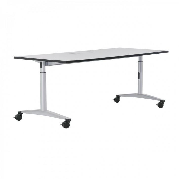 """STEELCASE """"TENARO"""" - Schreibtisch, Computertisch"""