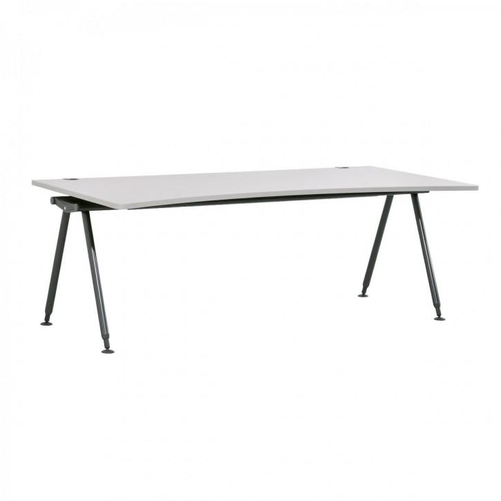 Kinnarps-Schärf Value - höhenverstellbarer Schreibtisch