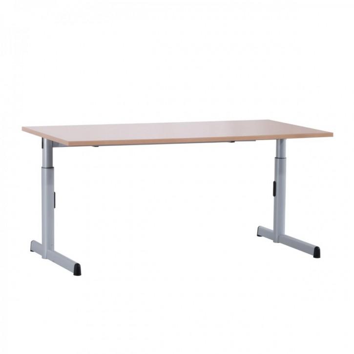 STEELCASE TENARO - höhenverstellbarer Schreibtisch