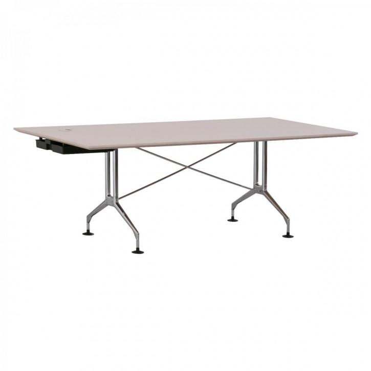 VITRA - hochwertiger Schreibtisch - AD HOC