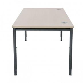 """VS-MÖBEL """"NETWORK""""  - höhenverstellbarer Schreibtisch, Computertisch"""