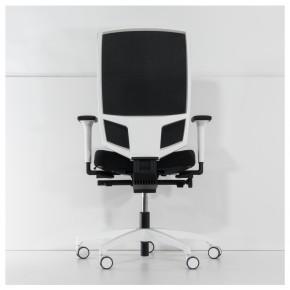 """DAUPHIN """"@Just Evo Mesh"""" - Bürodrehstuhl mit Netzrücken"""