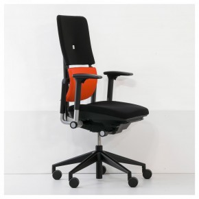 STEELCASE PLEASE II - Bürodrehstuhl mit Armlehnen