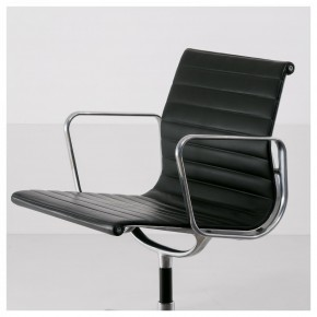 "VITRA ""EA 108"" - Konferenzstuhl, Alu Chair"