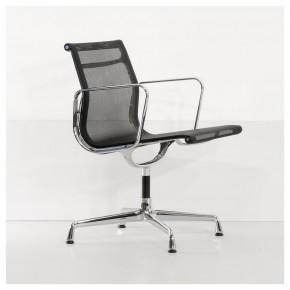 Vitra EA 108 - Konferenzstuhl, Aluminium Chair