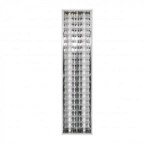 RIDI Leuchten ABRX 236 SG - Deckenleuchte, Anbauleuchte