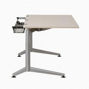 """HAWORTH """"HEXAGON"""" - höhenverstellbarer Schreibtisch"""