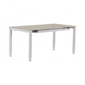 """KÖNIG + NEURATH """"BASIC.4"""" - Schreibtisch mit manueller Höhenverstellung"""