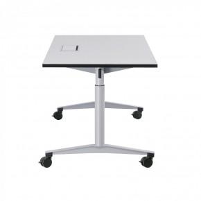 Steelcase Tenaro - rollbarer & höhenverstellbarer Schreibtisch