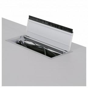 """STEELCASE """"TENARO"""" - rollbarer & höhenverstellbarer Schreibtisch"""