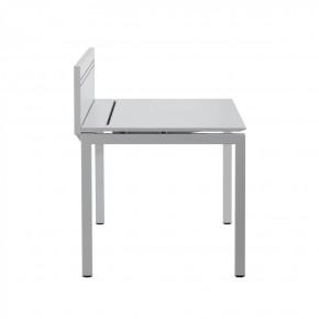DYNAMOBEL - Schreibtisch mit Trennwandaufsatz
