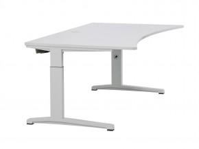 """STEELCASE """"ACTIVA"""" - höhenverstellbarer Schreibtisch, Computertisch"""