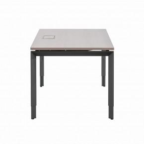"""STEELCASE """"FRAME ONE"""" - höhenverstellbarer Schreibtisch"""