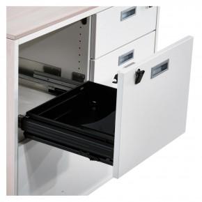 """STEELCASE """"FLEXBOX"""" - Schubladenschrank mit Ordneraufsatz"""