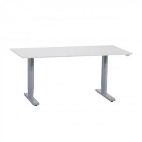 KINNARPS - elektrisch höhenverstellbarer Schreibtisch - weiss